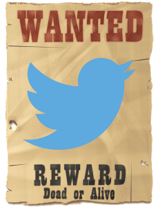 wanted copie